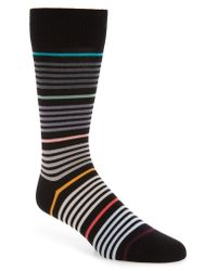 Paul Smith Black Vita Grade Socks for men