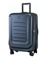 Victorinox | Blue Victorinox Swiss Army Spectra 2.0 27 Inch Hard Sided Rolling Travel Suitcase for Men | Lyst