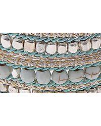 Nakamol Multicolor Wrap Bracelet