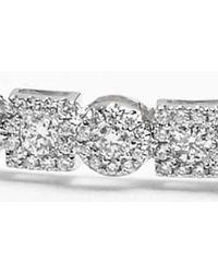 Bony Levy Metallic 'maya' Diamond Bracelet (nordstrom Exclusive)
