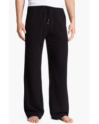 UGG | Black Ugg 'colton' Lounge Pants for Men | Lyst