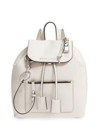 Marc Jacobs - Multicolor The Bold Grind Leather Backpack - Lyst