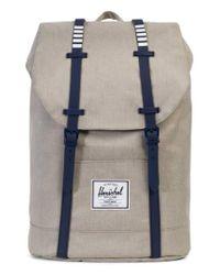 Herschel Supply Co. - Multicolor 'retreat' Backpack for Men - Lyst