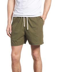 Zanerobe Green Zephyr Shorts for men