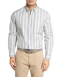 Tommy Bahama | Blue Roda Viva Original Fit Sport Shirt for Men | Lyst