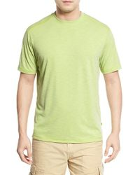 Tommy Bahama - Green 'paradise Around' Crewneck T-shirt for Men - Lyst