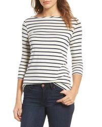 Amour Vert | Multicolor Francoise Stretch Jersey Top | Lyst