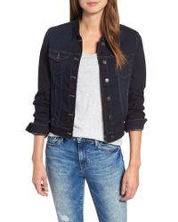 Mavi Jeans Blue Mavi Samantha Denim Jacket