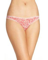 Calvin Klein | Blue 'bottoms Up' Bikini | Lyst