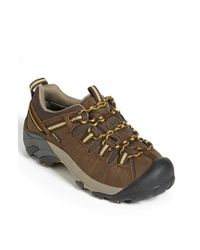 Keen | Brown Targhee Li Hiking Sneakers for Men | Lyst