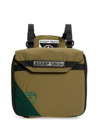 The North Face Green Steep Tech Chest Pack for men