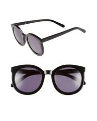 Karen Walker Multicolor Super Duper Strength 55mm Sunglasses -