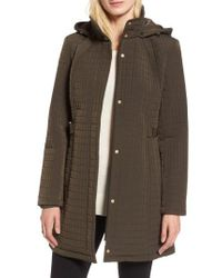Gallery - Multicolor Quilted Jacket - Lyst
