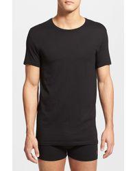 Polo Ralph Lauren Supreme Comfort 2-pack T-shirt, Black for men
