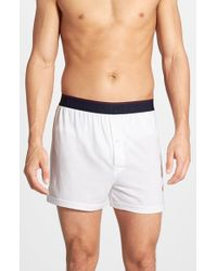 Polo Ralph Lauren Supreme Comfort 2-pack Boxers, White for men