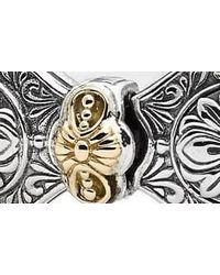 Konstantino Metallic 'silver & Gold Classics' Link Bracelet