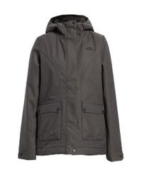 The North Face - Black Firesyde Field Jacket - Lyst