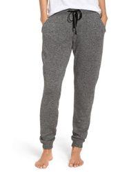 Make + Model - Gray Lounge Around Pants - Lyst