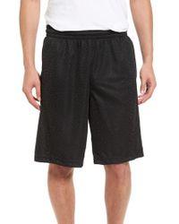 Nike | Black Jordan Rise Vertical Basketball Shorts for Men | Lyst