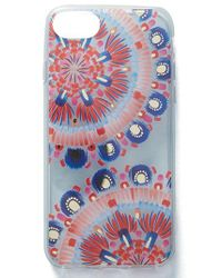 Anthropologie - Red Chrysalis Iphone 6/6s/7/8 Case - Lyst