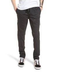 Zanerobe - Multicolor Blockshot Jogger Pants for Men - Lyst