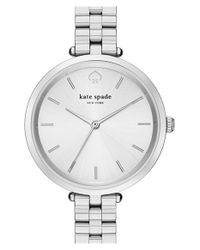 kate spade new york | Metallic Holland Bracelet Watch | Lyst