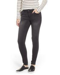 Wit & Wisdom Black Contemporary Skinny Jeans