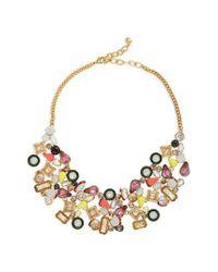 BaubleBar - Pink Eleni Necklace - Lyst