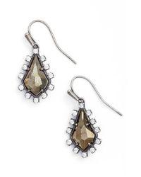 Kendra Scott - Metallic Juniper Drop Earrings - Lyst