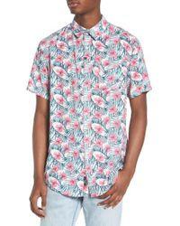 Imperial Motion - White Carolina Woven Shirt for Men - Lyst