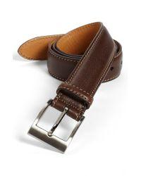 Trafalgar Brown 'brandon' Belt for men