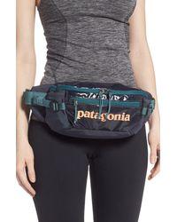 Patagonia Black Hole Recycled Belt Bag