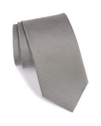 John W. Nordstrom - Black John W. Nordstrom 'ryder' Silk Tie for Men - Lyst