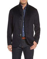 Peter Millar - Blue Crown Wool & Cashmere Jacket for Men - Lyst
