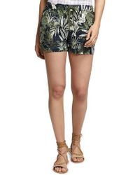 Sanctuary - Multicolor Trooper Drawstring Waist Shorts - Lyst