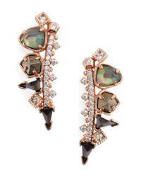 Kendra Scott | Metallic Clarissa Drop Earrings | Lyst