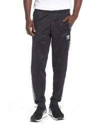 Adidas Originals Black X Pharrell Williams Solar Hu Track Pants for men