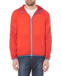 Original Penguin Lightweight Packable Jacket, Red for men