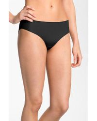 Tc Fine Intimates Black Shaping Hipster Briefs