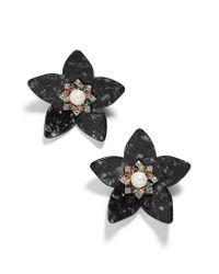 BaubleBar - Multicolor Amariah Flower Earrings - Lyst