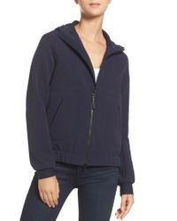 LNDR   Blue Stunt Weatherproof Hooded Jacket   Lyst