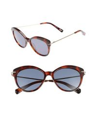 Elizabeth and James - Multicolor Wright 53mm Cat Eye Sunglasses - Lyst