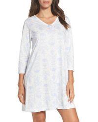 Carole Hochman   White Sleep Shirt   Lyst
