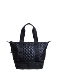 CARAA - Blue Convertible Sport Tote - - Lyst