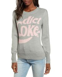 Wildfox - Multicolor Diet Coke Sweater - Lyst