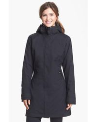 Patagonia - Black 'Vosque' 3-In-1 Parka - Lyst