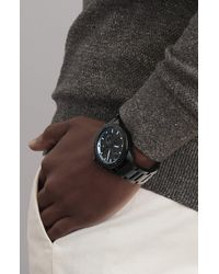 Movado Black Bold Sport Chronograph Bracelet Watch for men