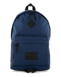 Topman - Blue Ripstop Backpack for Men - Lyst