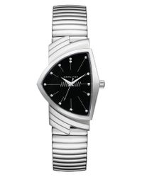 Hamilton - Metallic Hamiton Ventura Bracelet Watch - Lyst