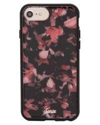 Sonix Multicolor Rose Tortoise Print Iphone X Case -